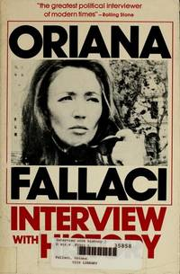 Interview With History (English and Italian Edition) by Fallaci, Oriana - 1977