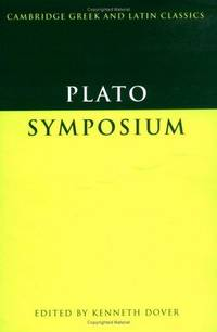 image of Plato: Symposium (Cambridge Greek and Latin Classics) (Greek Edition)