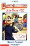 image of Karen's Carnival (Baby-Sitters Little Sister, 20)