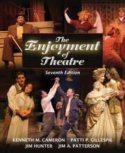 image of Enjoyment of Theatre