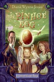 The Pinhoe Egg : A Chrestomanci Book.