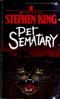 Pet Sematary by  Stephen King - Paperback - F - from Bookbid Rare Books and Biblio.com