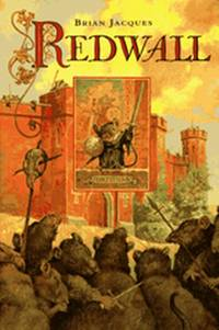 image of Redwall (Signed)