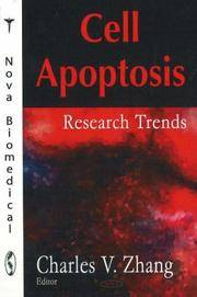 Trends in Cell Apoptosis Research