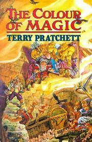 image of The Colour of Magic (Discworld Novels (Hardcover))