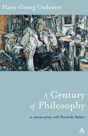 A Century of Philosophy: A Conversation with Riccardo Dottori