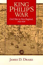 King Philip's War: Civil War in New England, 1675-1676 (Native Americans of the Northeast:...