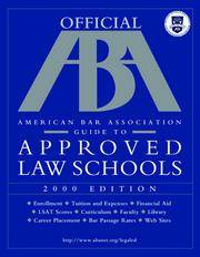 Official ABA GD/Approved Law SC (Serial)