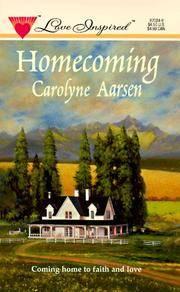 Homecoming (Love Inspired #24)
