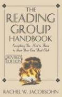 THE READING GROUP HANDBOOK