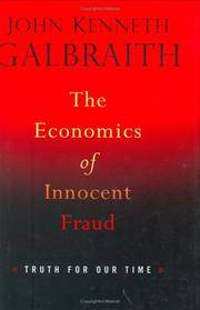 The Economics Of Innocent Fraud