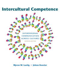 Intercultural Competence (7th Edition) by  Jolene  Myron W.; Koester - Paperback - 2012-07-30 - from SGS Trading Inc (SKU: SKU0064186)