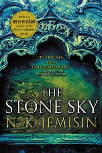 The  Stone Sky - The Broken Earth vol. 3 by N.K. Jemisin - Paperback - Later Printing - 8/15/2017 - from Borderlands Books and Biblio.com