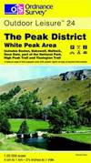 image of The Peak District: White Peak Area (Outdoor Leisure Maps)