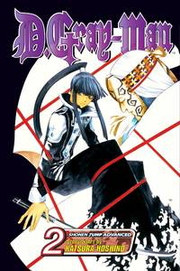 D.Gray-man 2: Vol 2