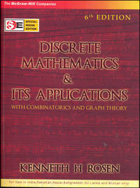 Discrete Mathematics And Its Applications By Rosen Kenneth H