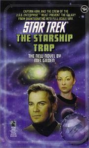 The Starship Trap (Star Trek, Book 64)