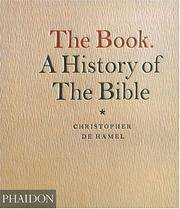 image of The Book: A History of the Bible