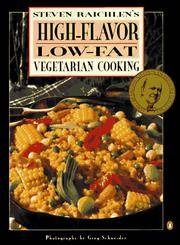 High-Flavor, Low-Fat Vegetarian Cooking