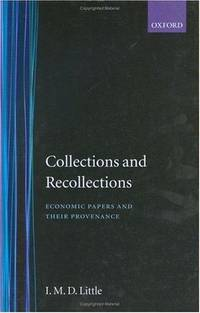 Collection and Recollections: Economic Papers and their Provenance
