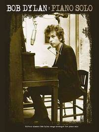 image of Bob Dylan - Piano Solo