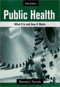 PUBLIC HEALTH What it is and How it Works