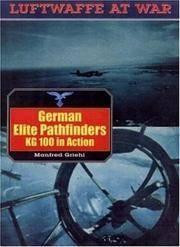 German Elite Pathfinders KG 100 in Action (Luftwaffe At War)