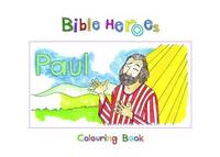 Bible Heroes Paul by Mackenzie Carine - Paperback - 2003-05-08 - from Ergodebooks (SKU: SONG1857928245)