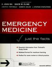 Emergency Medicine: Just the Facts, 2/e (Just the Facts)
