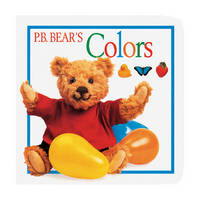 P.B. Bear's Colors