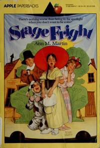 Stage Fright by  Ann M Martin - Paperback - from Wonder Book and Biblio.com