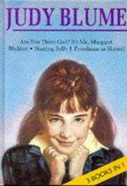 image of Are You There God? Its Me, Margaret ; Blubber ; Starring Sally J. Freedman as Herself