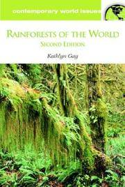 RAINFORESTS OF THE WORLD; 2nd ed.