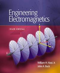 Engineering Electromagnetics.