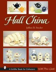 Hall China (Schiffer Book for Collectors)