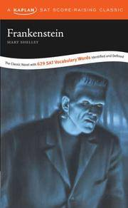 image of Frankenstein: A Kaplan SAT Score-Raising Classic