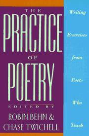 PRACTICE OF POETRY WRITING