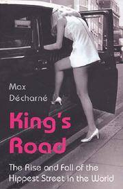King's Road by Max Decharne - Paperback - 2006-10-01 - from Ergodebooks (SKU: SONG0753821249)
