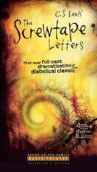 image of The Screwtape Letters: First-ever Full-cast Dramatization of the Diabolical Classic
