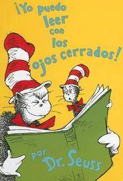 image of Yo Puedo Leer Con Los Ojos Cerrados!/ I Can Read With My Eyes Shut (I Can Read It All by Myself Beginner Books) (Spanish Edition)
