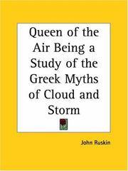 image of Queen of the Air: Being a Study of the Greek Myths of Cloud and Storm