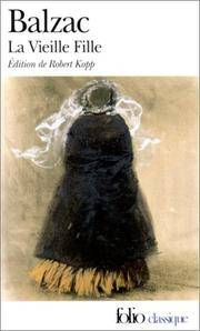 image of La Vieille Fille (Folio) (French Edition)