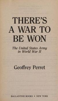 image of There's a War to Be Won
