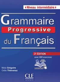 9782090381245 Grammaire Progressive Du Francais Nouvelle
