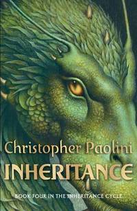 Inheritance by Christopher Paolini - Paperback - 2012-04-08 - from Books Express and Biblio.com