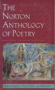 image of The Norton Anthology of Poetry: Shorter Edition
