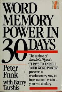 Word Memory Power in Thirty Days