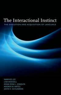 The Interactional Instinct