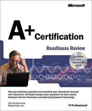 A+ Certification Readiness Review