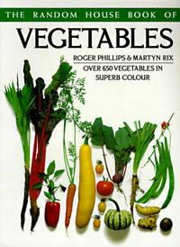 The Random House Book Of Vegetables